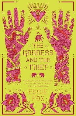 Spirited Away: The Goddess and the Thief by Essie Fox