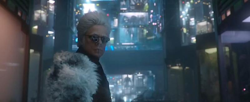 Guardians of the Galaxy The Collector Taneleer Tivan