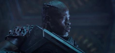 Guardians of the Galaxy Sakaaran Korath the Pursuer