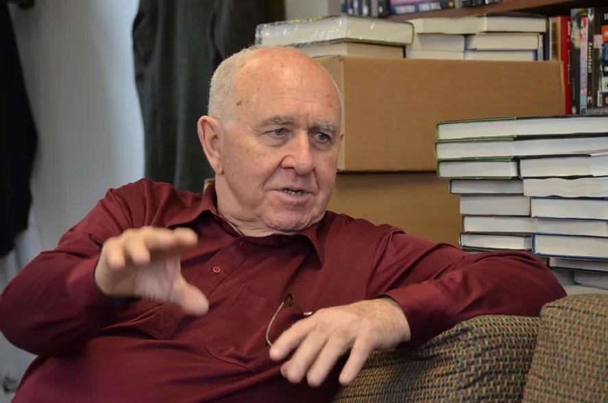 A conversation between Tom Doherty and Harriet McDougal Tor Books Wheel of Time Robert Jordan