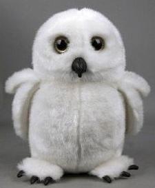 Harry Potter Hedwig plush