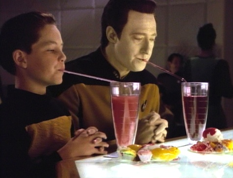 Star Trek: The Next Generation Rewatch on Tor.com: Hero Worship