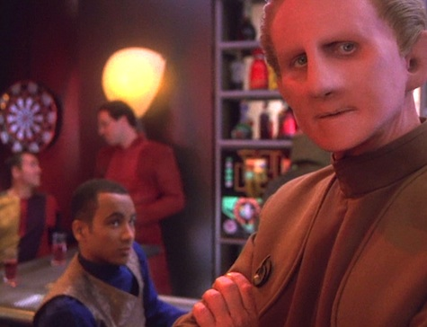 Star Trek: Deep Space Nine Rewatch on Tor.com: The Sound of Her Voice