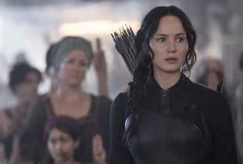 Hunger Games, Mockingjay, Jennifer Lawrence
