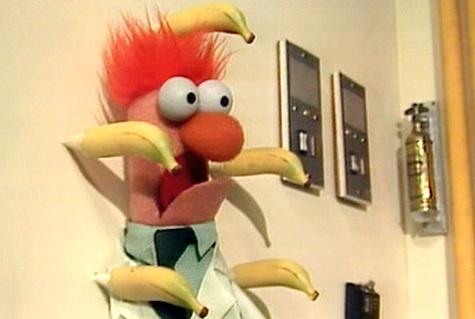Muppets, Beaker