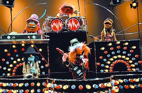 Muppets, Dr. Teeth and the Electric Mayhem