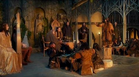 Bofur, The Hobbit Extend Edition, James Nesbitt
