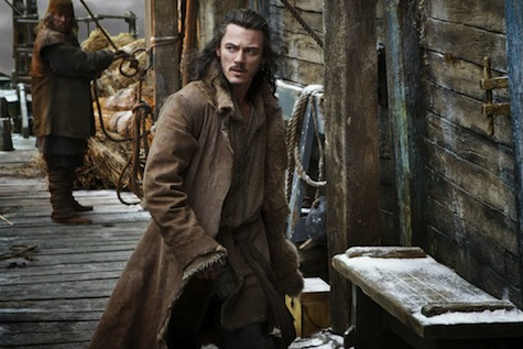 The Hobbit: The Desolation of Smaug, Bard, Luke Evans