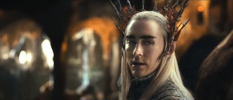 Lee Pace Thranduil The Hobbit The Desolation of Smaug