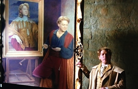 Harry Potter and the Chamber of Secrets film, Gilderoy Lockhart