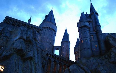 Hary Potter, Hogwarts