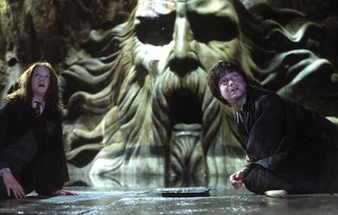 Hary Potter, Chamber of Secrets