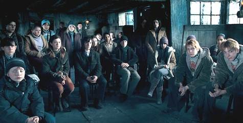 Hary Potter, Dumbledore's Army