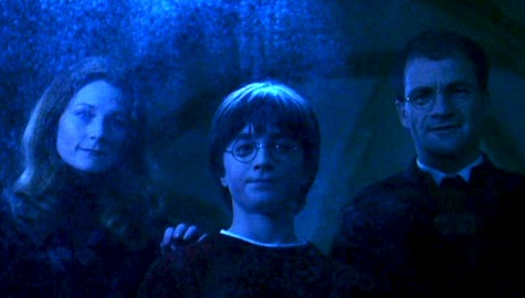 Harry Potter and the Philosopher's Stone, James and Lily Potter
