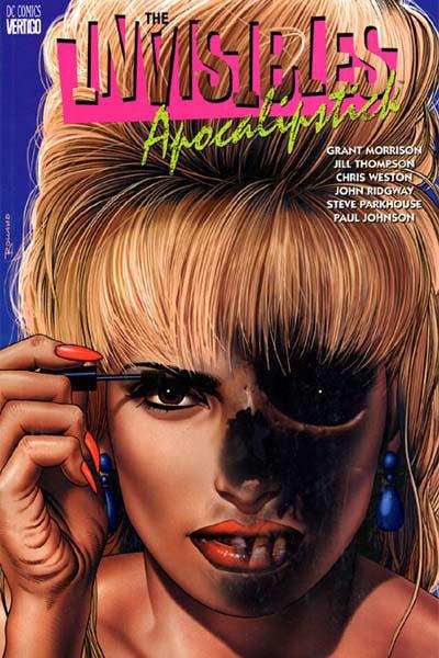 Grant Morrison The Invisibles Supercontext Comics