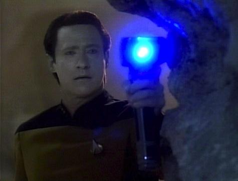 Star Trek: The Next Generation: Identity Crisis
