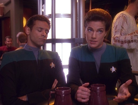 Star Trek: Deep Space Nine Rewatch on Tor.com: Indiscretion