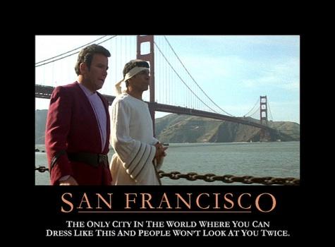 Star Trek San Francisco