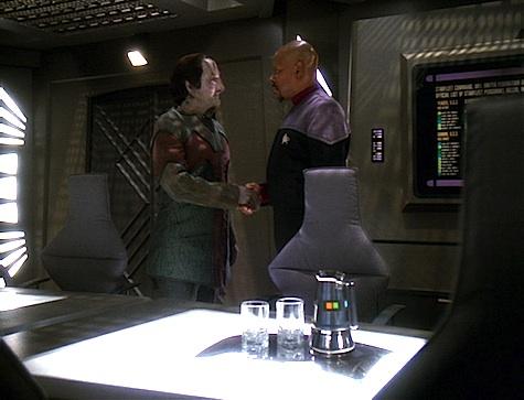 Star Trek: Deep Space Nine Rewatch on Tor.com: In the Pale Moonlight