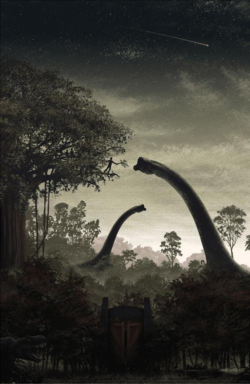 J. C. Richard, Jurassic Park