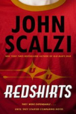 John Scalzi Redshirts