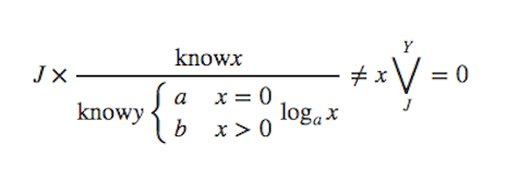 Game of Thrones math equations Jon Snow knows nothing