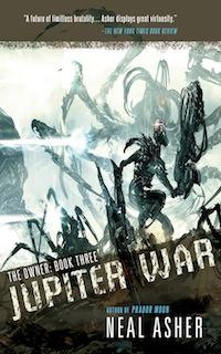 Jupiter War Neal Asher