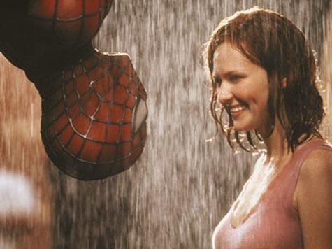 Kirsten Dunst Mary Jane Watson Spider-Man