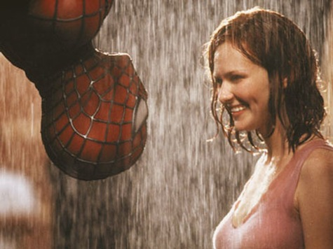 Kirsten Dunst Mary Jane Watson Spider-Man