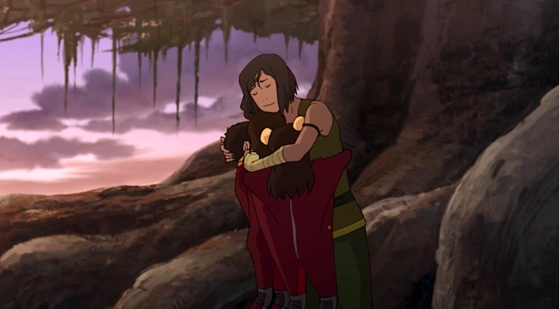 The Legend of Korra: The Calling