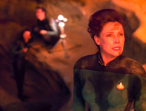 Star Trek: The Next Generation Rewatch on Tor.com: Lessons