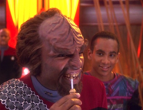 The Star Trek: Deep Space Nine Rewatch on Tor.com: Little Green Men