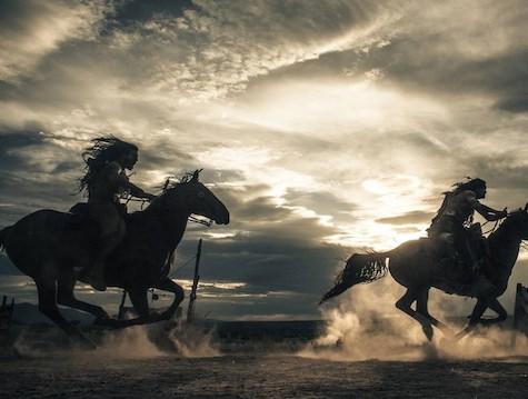 The Lone Ranger, Comanche