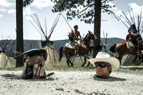 The Lone Ranger, Armie Hammer, Johnny Depp