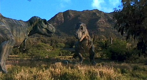 The Lost World, Jurassic Park