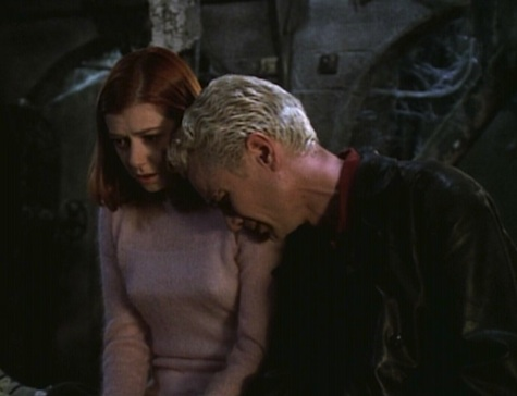 Buffy the Vampire Slayer Rewatch: Real Vampy Love Bitches of Sunnydale