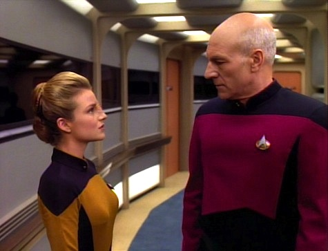 Star Trek: The Next Generation Rewatch: Lower Decks