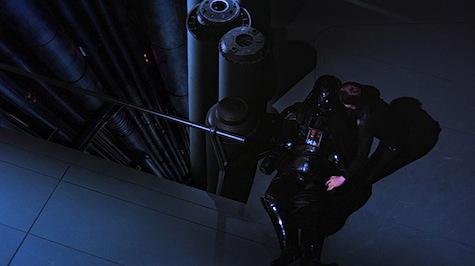 Luke Skywalker, Return of the Jedi, Star Wars, Darth Vader
