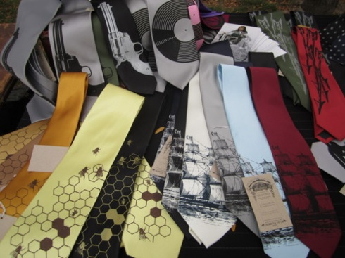 To have a wedding and not include these ties in your groomsmen ensembles would be madness.