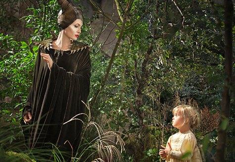 Maleficent, Angelina Jolie, Aurora