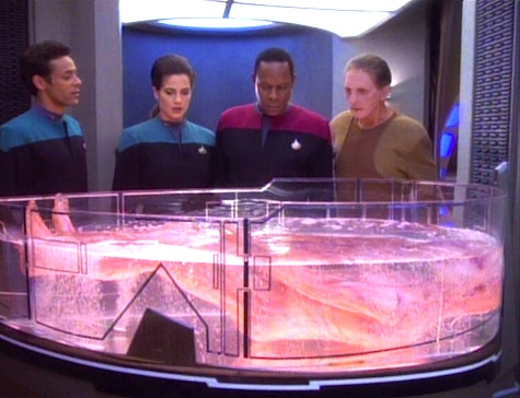 Star Trek: Deep Space Nine Rewatch on Tor.com: A Man Alone