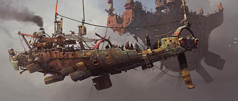 Ian McQue, Gondola