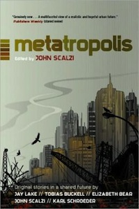 Metatropolis Book Cover