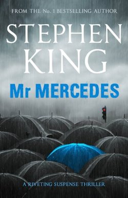 review Stephen King Mr Mercedes UK cover