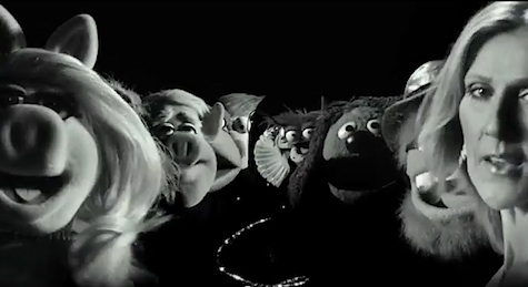 Muppets Most Wanted Celine Dion