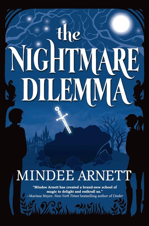 Mindee Arnett The Nightmare Dilemma