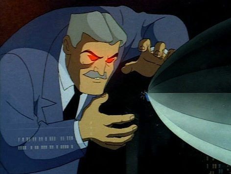 Batman: The Animated Series Rewatch on Tor.com: Nothing to Fear