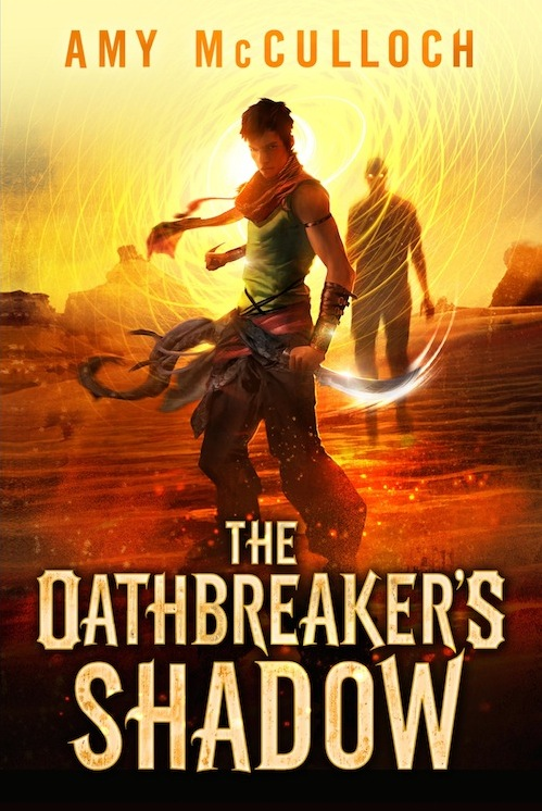 The Oathbreakers Shadow UK cover Amy McCulloch