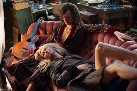 Only Lovers Left Alive, Tilda Swinton, Tom Hiddleston