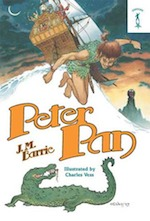 Peter Pan illustrated by Charles Vess
